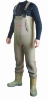 Neoprene fishing wader