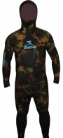 Camo Spearfishing wetsuit